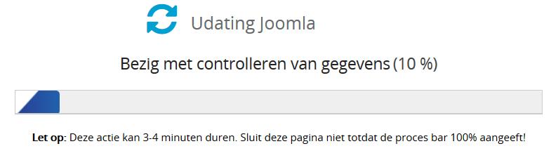 Joomla installeren