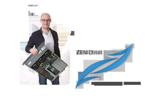 VPShosting bij Zenid.net